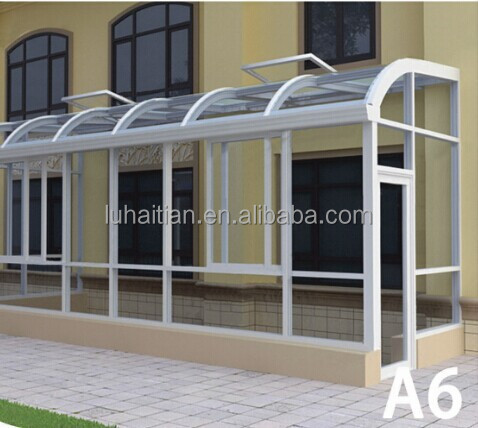 Professional manufacturer of PVC and Aluminumgradern room