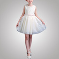 Hot Sale Online Shopping Simple Design Kid Formal Dress With Low Moq