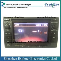 Car CD Radio MP3 Player Bluetooth Steering wheel control for Juke