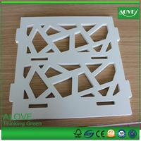 15mm pvc foam board fireproof decking ceramic tile wall panels