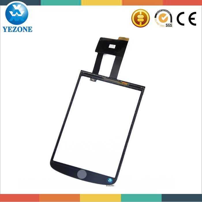 Mobile phone parts for htc my touch 3g slide flex+touch screen digitizer with repair tools