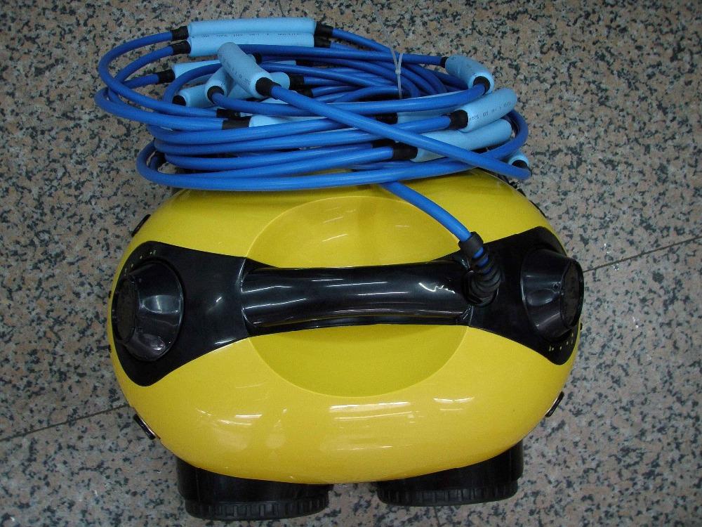 Autom tico piscina limpiador rob tico de m quina de limpieza de suelo para piscina y spa piscina - Limpiador de piscinas automatico ...