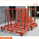 China display Factory Glass Slab Rack for Storage and Transportation