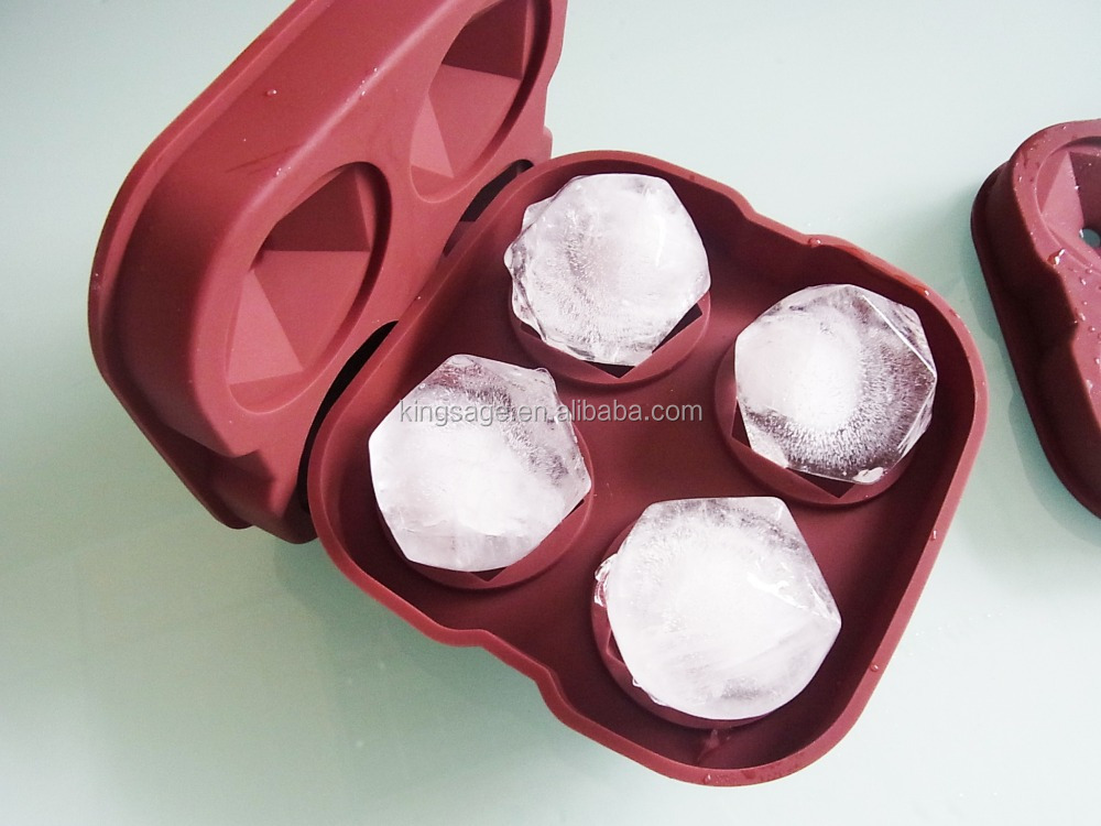 Amazon Best Sellers Ice Mold Silicone Party Maker 3d Diamonds Gem Cool Ice Cube Chocolate Soap Tray