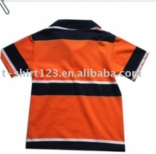 Kid's polo t shirt