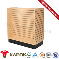 China factory wooden high quality shoe for snow walking display stand rack