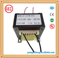 High quality microwave oven transformer