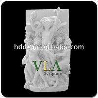 Marble Wall Relief Carving VR-062C