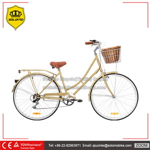 OEM 700C Utility Public Enjoy Bike Classic Vintage City Bicycle
