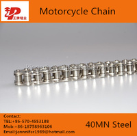 motorcycle parts wholesale OEM 40mn 428H-128L motorcycle drive chain