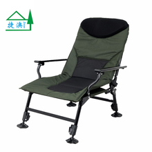 Picnic Tackle Padded Profiler chair Plus with duck feet fishing arm chair carp fishng chair