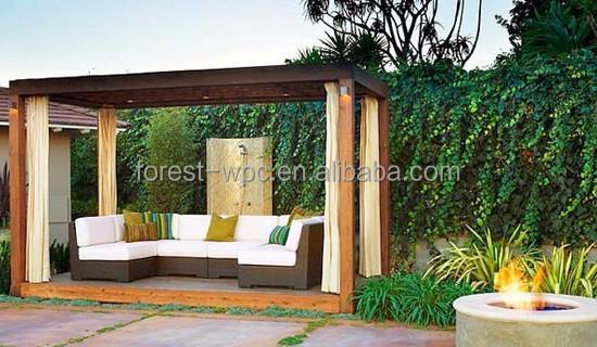 kunststoff holz pergola pergola mit wasser dach kunststoff. Black Bedroom Furniture Sets. Home Design Ideas