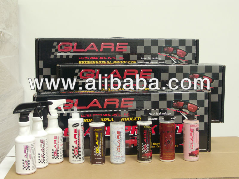 Glare Polish Products