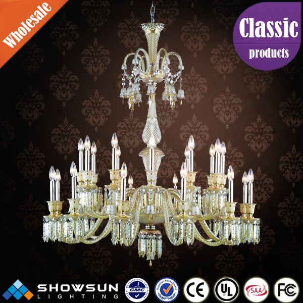 made in China beaded custom Delicate hotel lobby hotel lighting