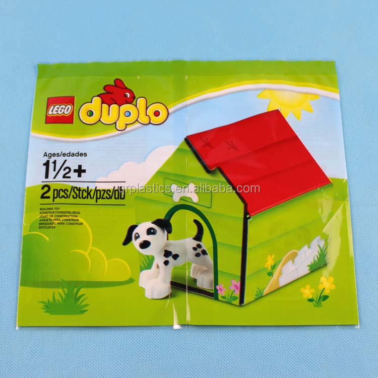 custom print dog food bag plastic bag heat seal bag