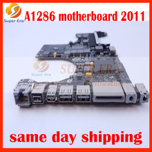 large wholesale mainboard for Apple MacBook Pro 15 A1286 I7-2635QM Early 2011 Intel Core i7 2.0GHz Motherboard
