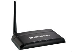 DIGISOL 802.11N 150Mbps Wireless Broadband 3G Router