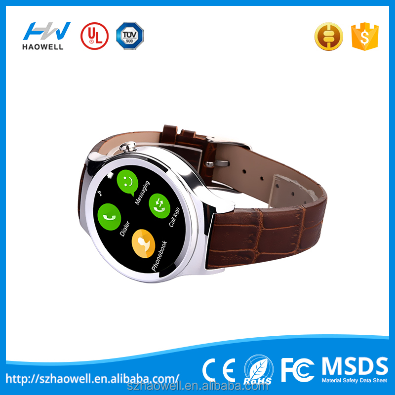 Wholesale New Style Android cheap smart watch mobile phone