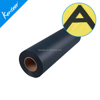 Kenteer heat transfer flock roll for cloth