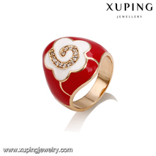 14406-wholesale costume jewelry 18k gold fake gemstone rings
