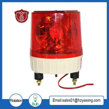 LTE-1181 DC12V,DC24V,AC220V Shock resistance car bulb 22w Rotary Warning Light factory