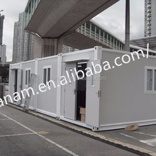 CANAM- ISO 9001 certificated portable modular container office