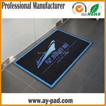 AY Large Size Natural Rubber Floor Mats Cheap Pvc Floor Mat