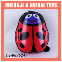 Fashionable eggshell school bag for kids animal backpack for sale