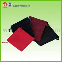 Customer Jewlery Velour Packing Bag