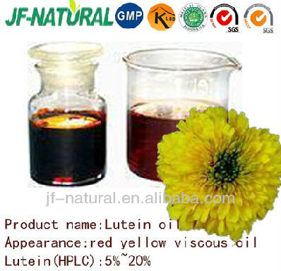 Marigold flower extract Lutein oil 20%