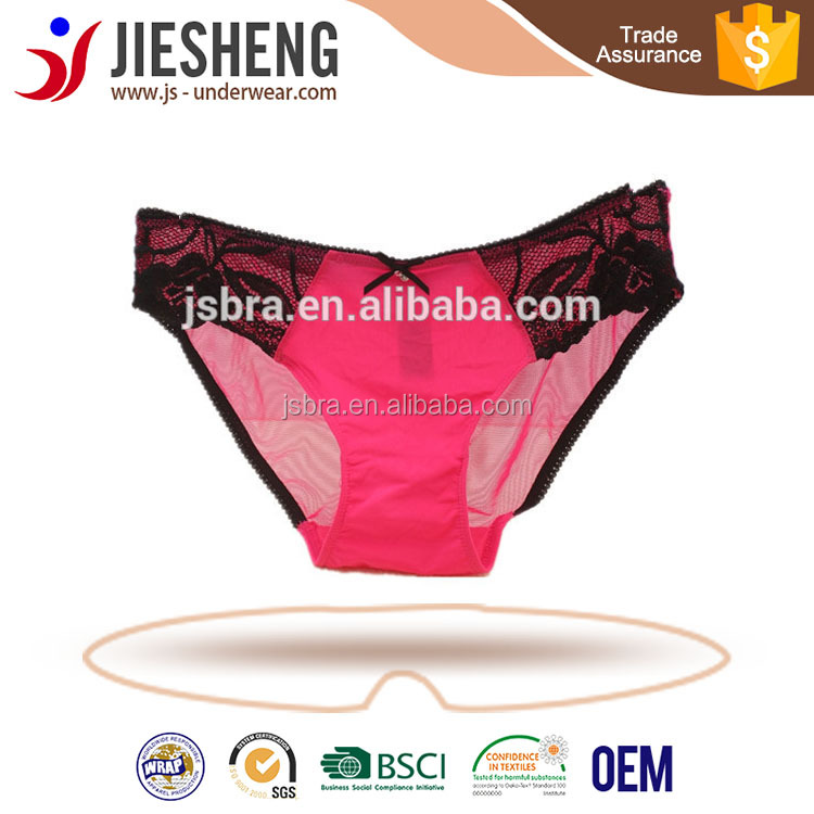 sexy women inner wear,lady panty,custume stain lace panty,sexy transpanent women shorts (Accept OEM)