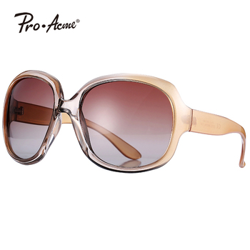 Pro Acme Oversized Polarized Sunglasses for Women 100% UV Blocking PA1022