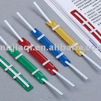 Colorful Paper Fastener