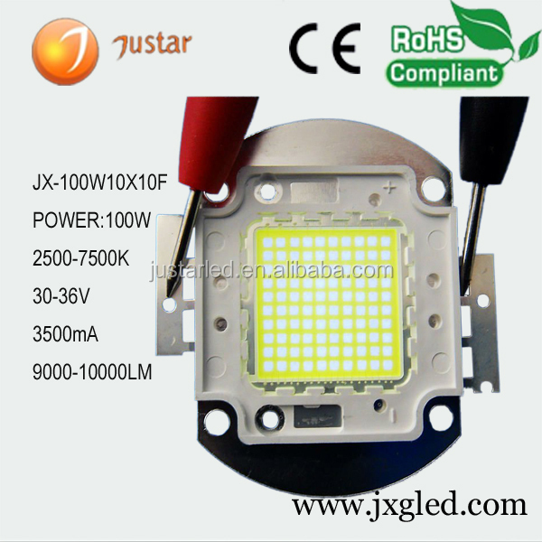 high intensity low consumption 12w high power epistar and bridgelux led diode