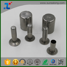 Deep drawn and stamped aluminum casel, aluminum shell