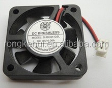 Brushless DC Cooling Fan 9 Blade 12V 0.06A 40x40x10mm 4010S SHBC0412SL new and hotsale