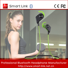 Shenzhen mobile phone accessories magnet sport bluetooth headphone