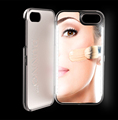 Led Phone Case For Iphone X, For Iphone X Led Phone Case, Makeup Mirror Case For Iphone X