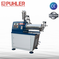 33L Nano Horizontal Bead Mill Grinding Machine / Pigment Grinding Machine With Cooling System