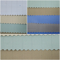 65 polyester 35 cotton twill antistatic fabric for workwear