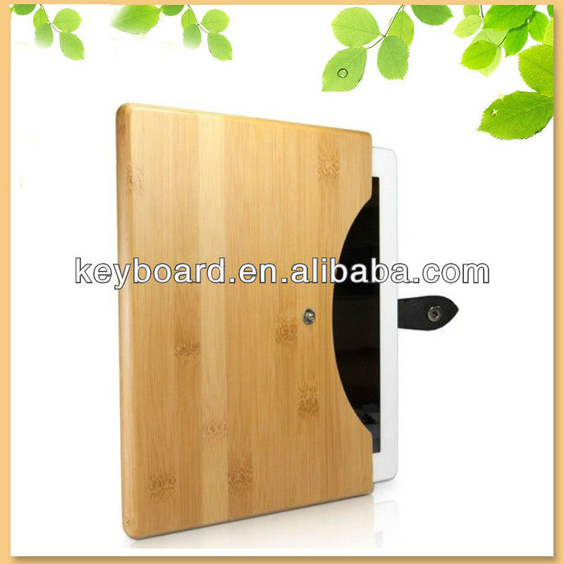 radiation control bamboo case for ipad air