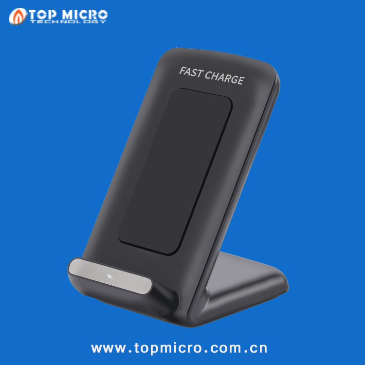 Hot Selling Quick Charge QI Standard Mobile Phone Wireless Charger Receiver Module Pad For Samsung