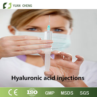 Artificial Organs Properties filler Cross-Linked Dermal Filler Injections Hyaluroana for breast expansion 10ml