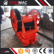 HSM China Manufacturer Animal Feeding Jaw Crusher With Animation