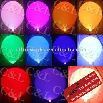 Flash LED palloncino