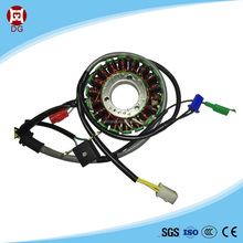 BAJAJ motorcycle parts,magneto stator coil for 3W4S RE205 with 18 pole