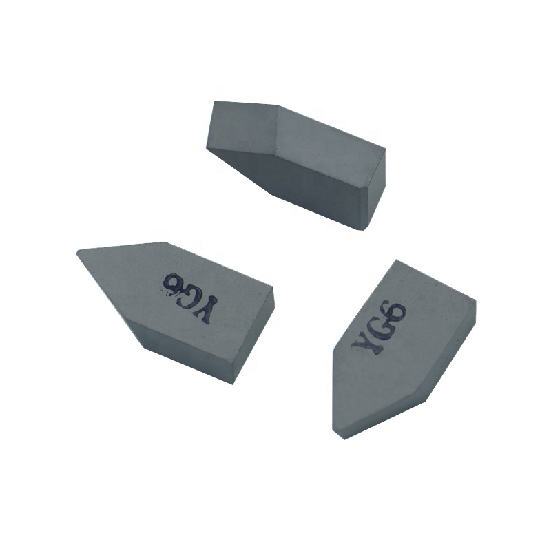 Zorro YG6 tungsten carbide tips for stone cutting machine saw <strong>blade</strong>