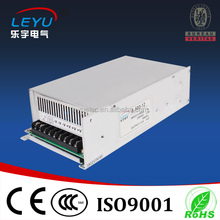 High efficiency S-600-48 Single output AC DC over load protection led driver 600w