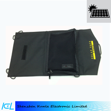 2015 wholesale solar handbag charger for all mobilephones and tablet