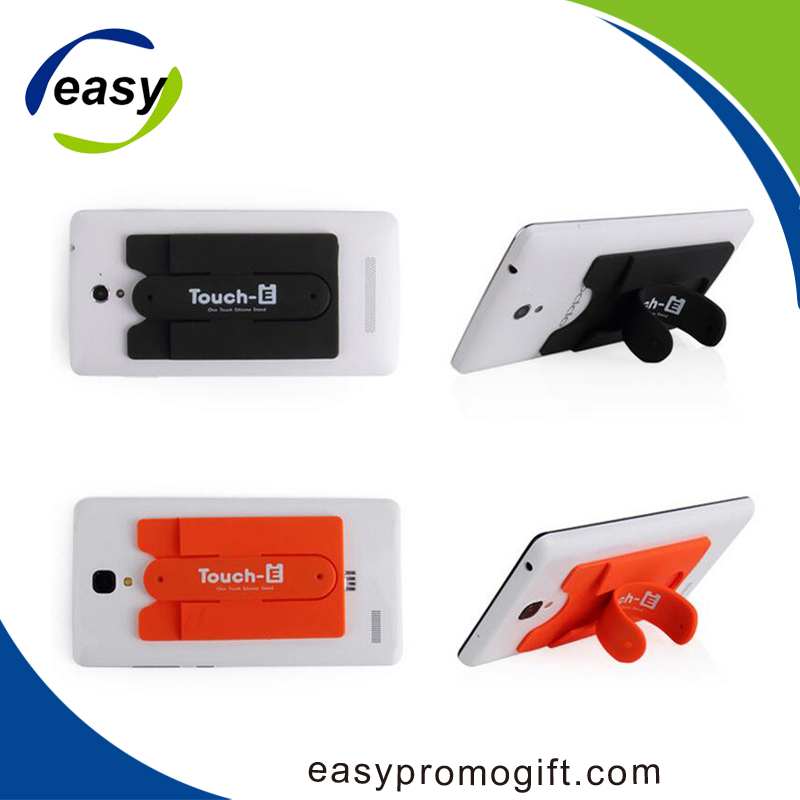 2016 Promotion Silicone Rubber Credit Card Holder